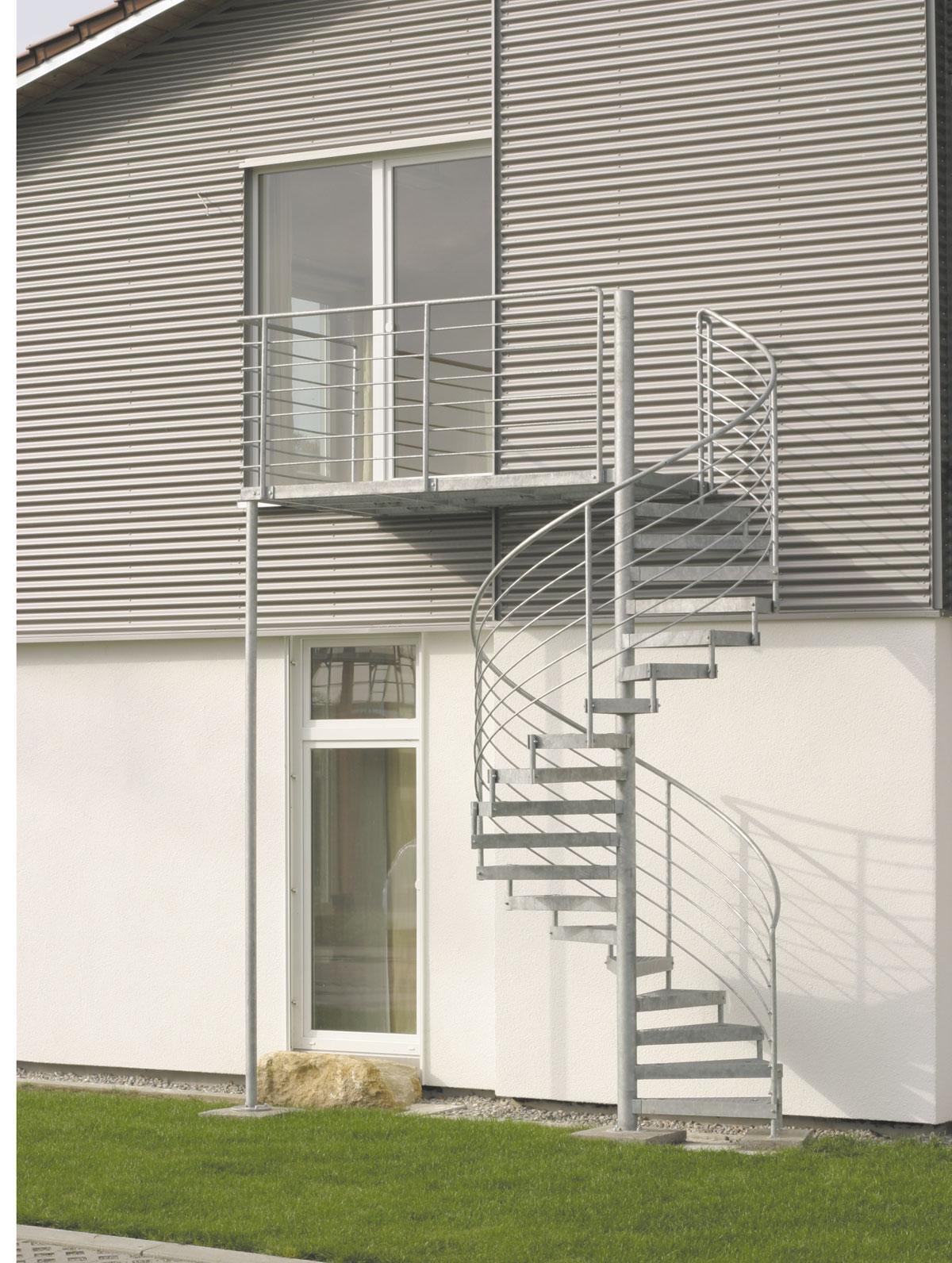 Außentreppe Stahl güta treppenbau stahltreppen bildergalerie